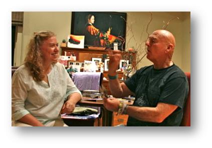 James & Toni Discussion