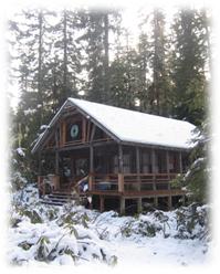 Breitenbush Cabin