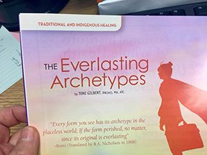Lizzie Bennets Article - The Everlasting Archetypes