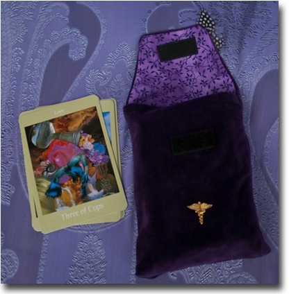 Tarot Card Bag